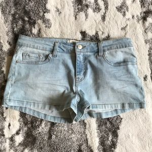 Forever 21 stretch shorts